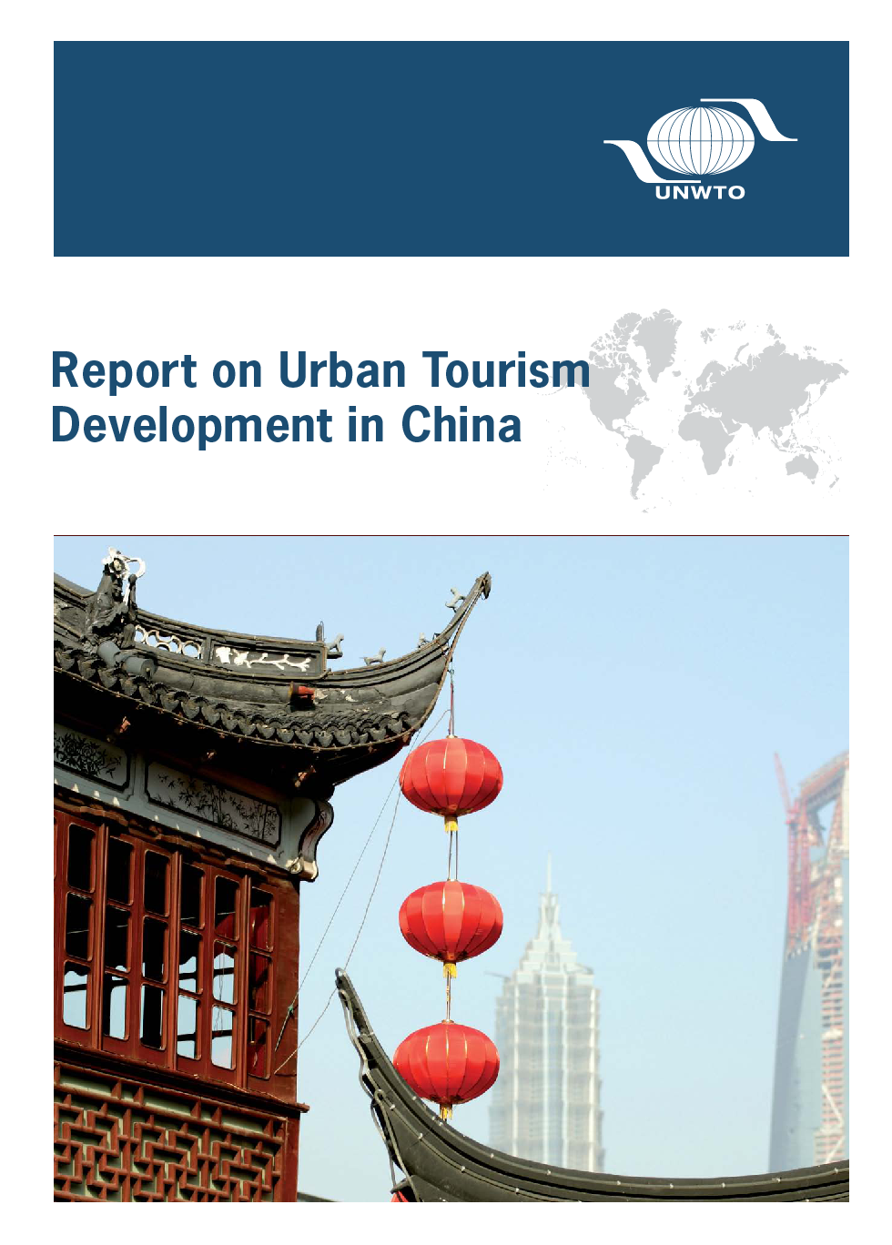 Report on Urban Tourism Development in China