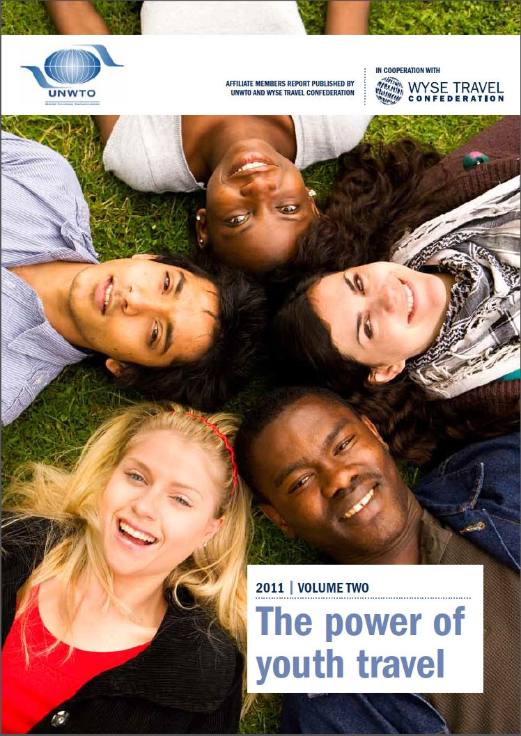 AM Reports Volume 2 'The Power of Youth Travel'