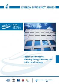 Factors and Initiatives affecting Energy Efficiency use in the Hotel Industry.