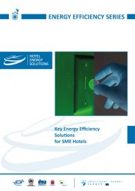 Key Energy Efficiency Solutions for SME Hotels.