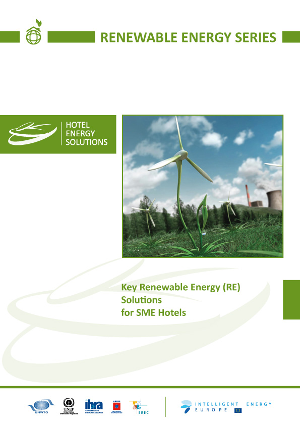 Key Renewable Energy (RE) Solutions for SME Hotels.