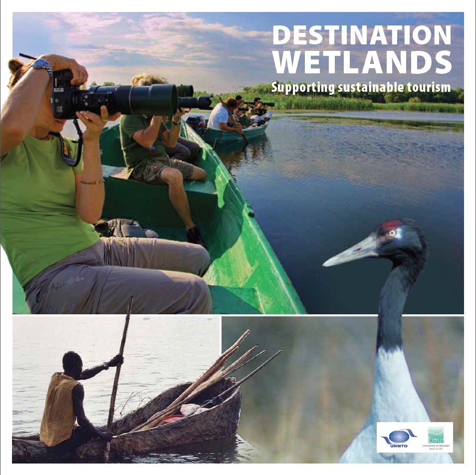 Destination Wetlands: Supporting Sustainable Tourism