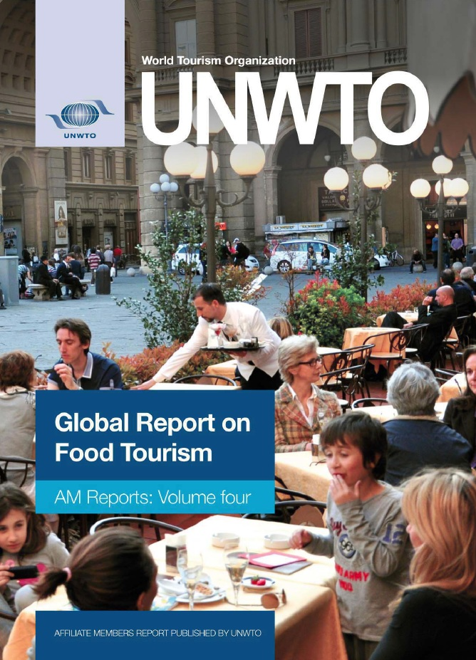UNWTO AM Report Vol. 4 'Global Report on Food Tourism'