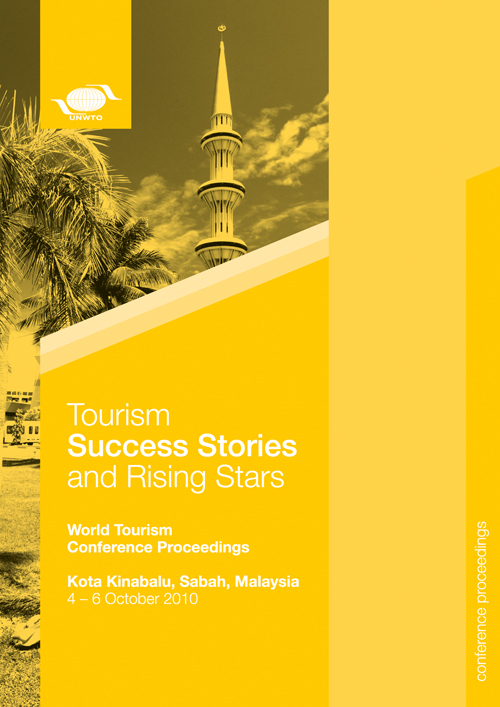 Tourism Success Stories and Rising Stars – World Tourism Conference Proceedings