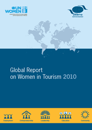 Global Report on Women in Tourism 2010
