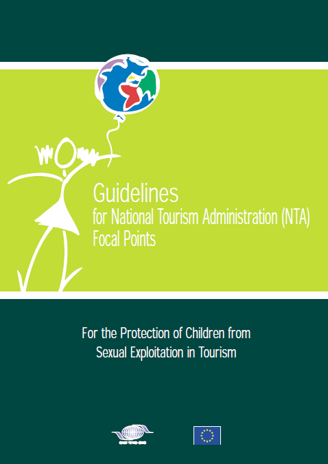 Guidelines for National Tourism Administration (NTA) Focal Points on Child Protection