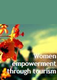 Women Empowerment through Tourism