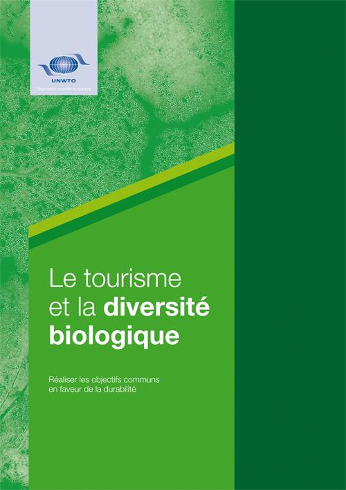 Le tourisme et la diversité biologique