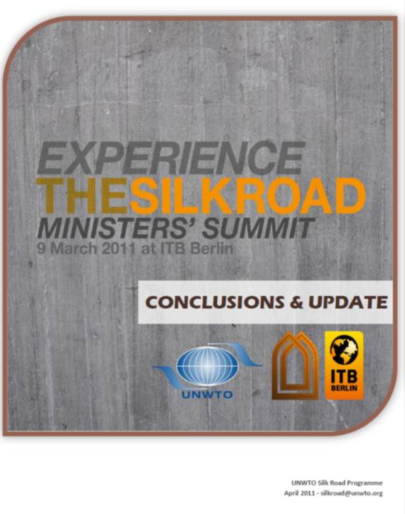 Experience the Silk Road Ministers' Summit - ITB Berlin 2011