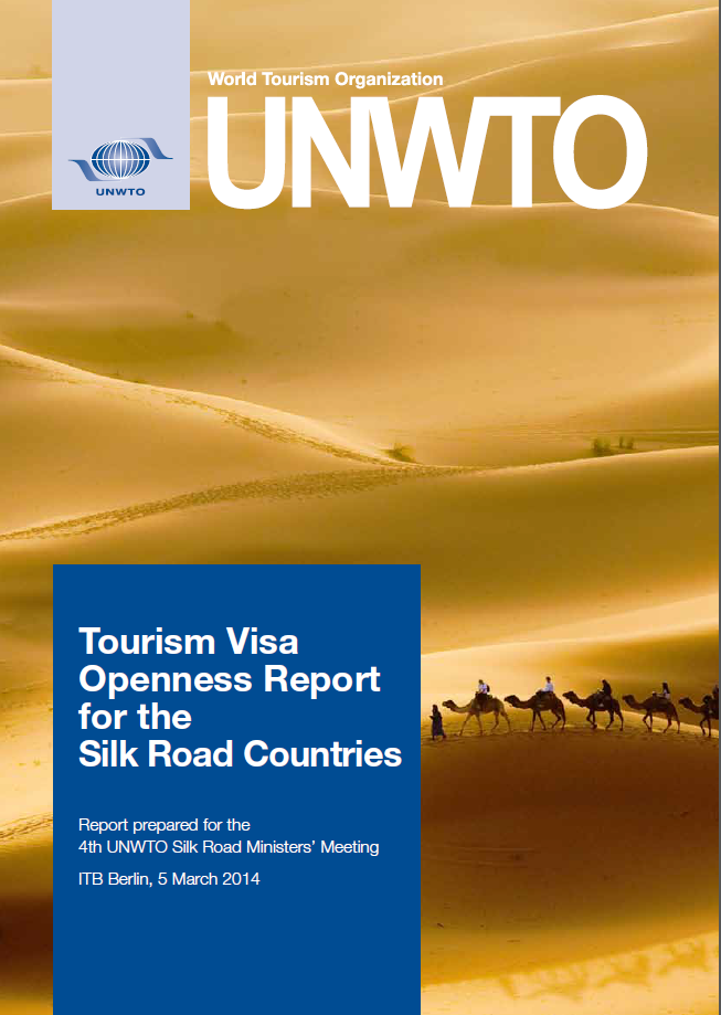 Tourism Visa Openness Report for the Silk Road Countries