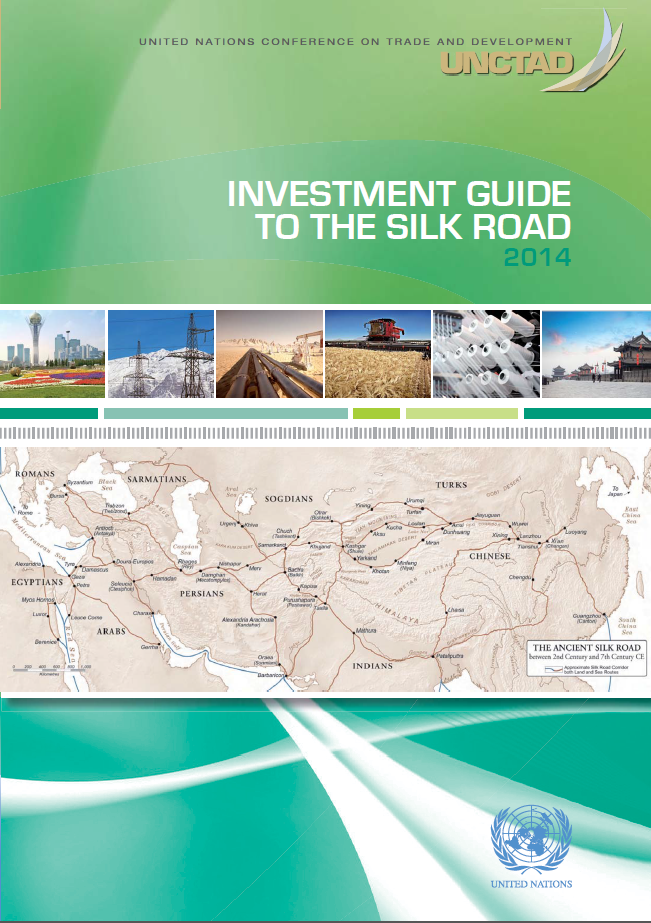 Investment Guide to the Silk Road 2014