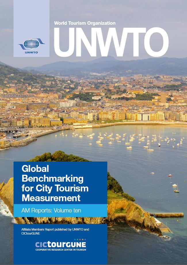 AM Reports: Volume ten - Global Benchmarking for City Tourism Measurement
