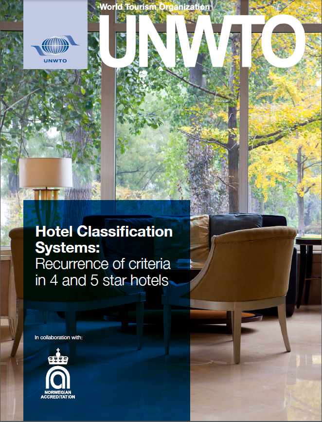 Hotel Classification Systems Recurrence of criteria in 4 and 5 star hotels