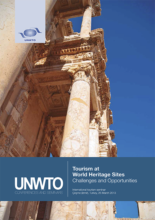 Tourism at World Heritage Sites – Challenges and Opportunities