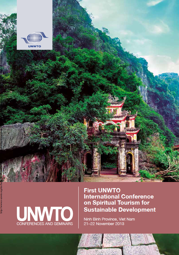 First UNWTO International Conference on Spiritual Tourism for Sustainable Development