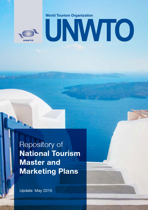 Repository of National Tourism Master and Marketing Plans – Update: May 2015