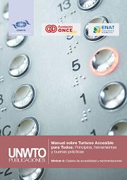 Manual sobre Turismo Accesible para Todos: Principios, herramientas y buenas prácticas – Módulo II: Cadena de accesibilidad y recomendaciones