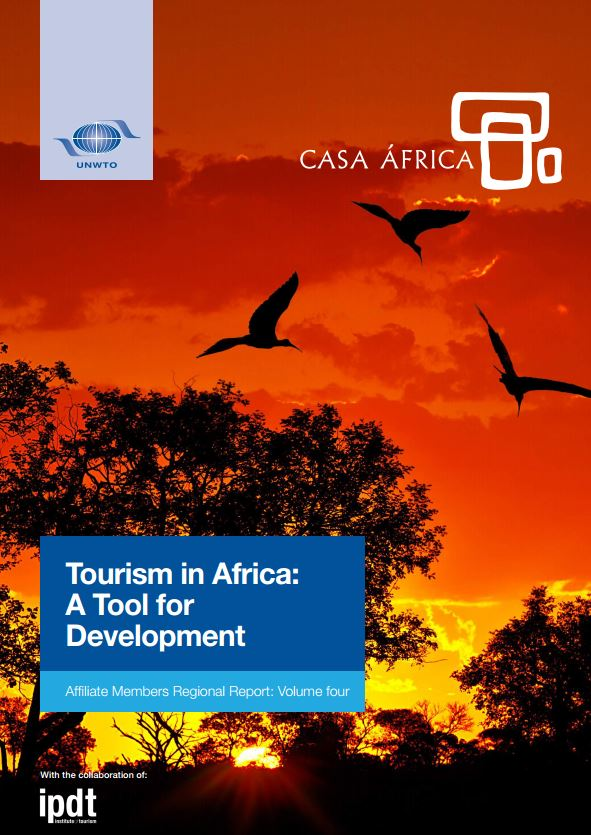 Affiliate Members Regional Report - Volume four: Tourism in Africa: A Tool for Development
