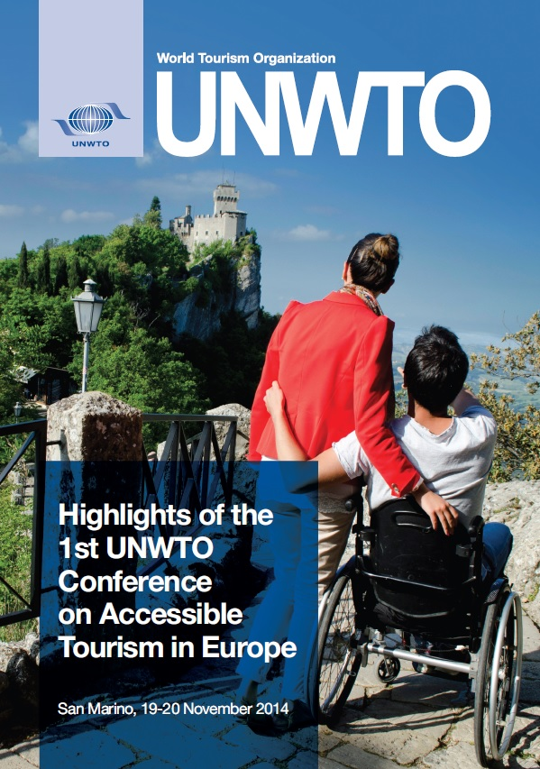Highlights of the 1st UNWTO Conference on Accessible Tourism in Europe (San Marino, 19-20 November 2014)