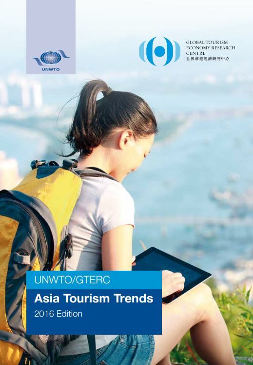 UNWTO/GTERC Annual Report on Asia Tourism Trends – 2016 Edition