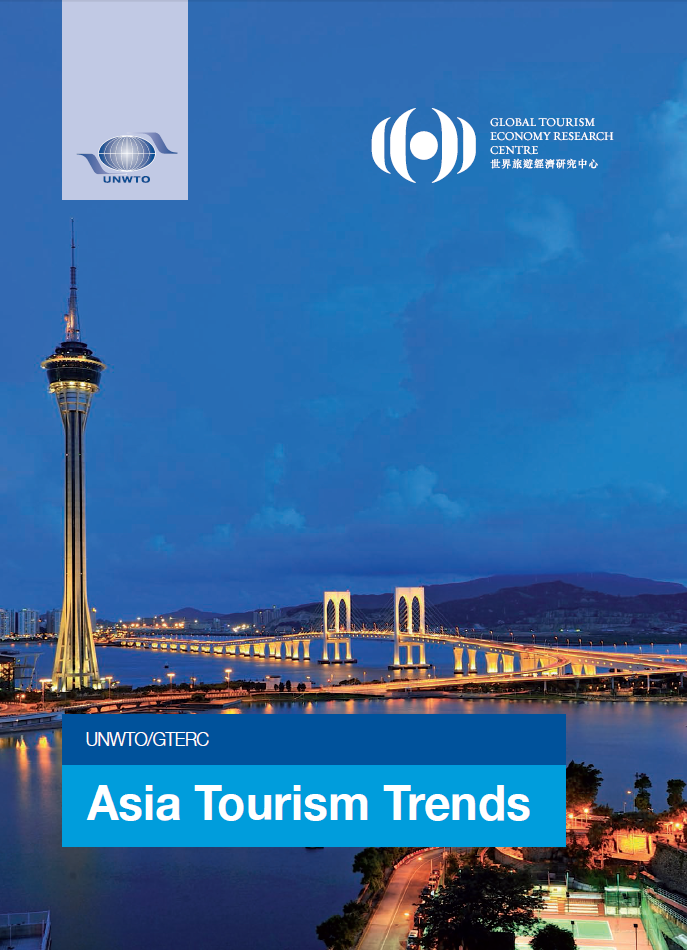 UNWTO/GTERC Annual Report on Asia Tourism Trends