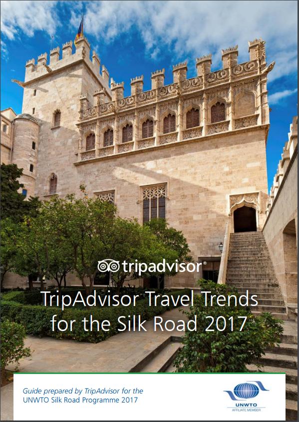 TripAdvisor Travel Trends for the Silk Road 2017