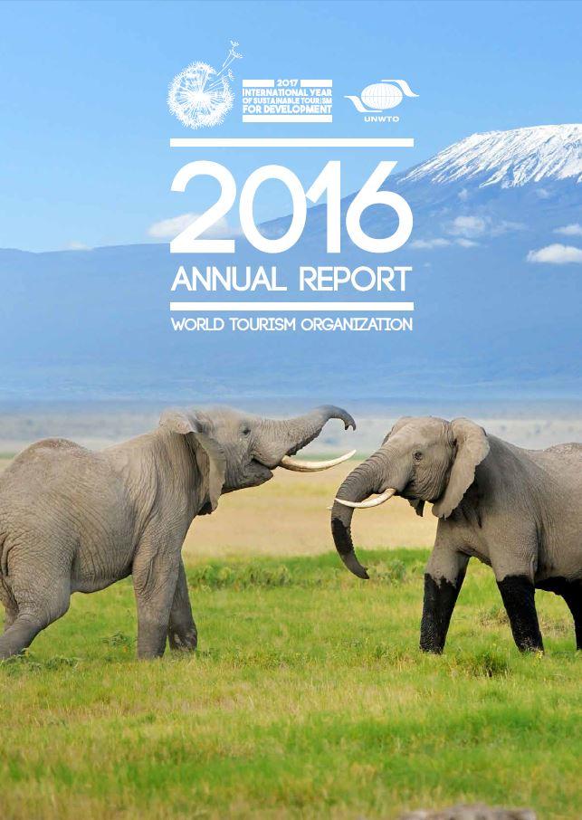UNWTO Annual Report 2016