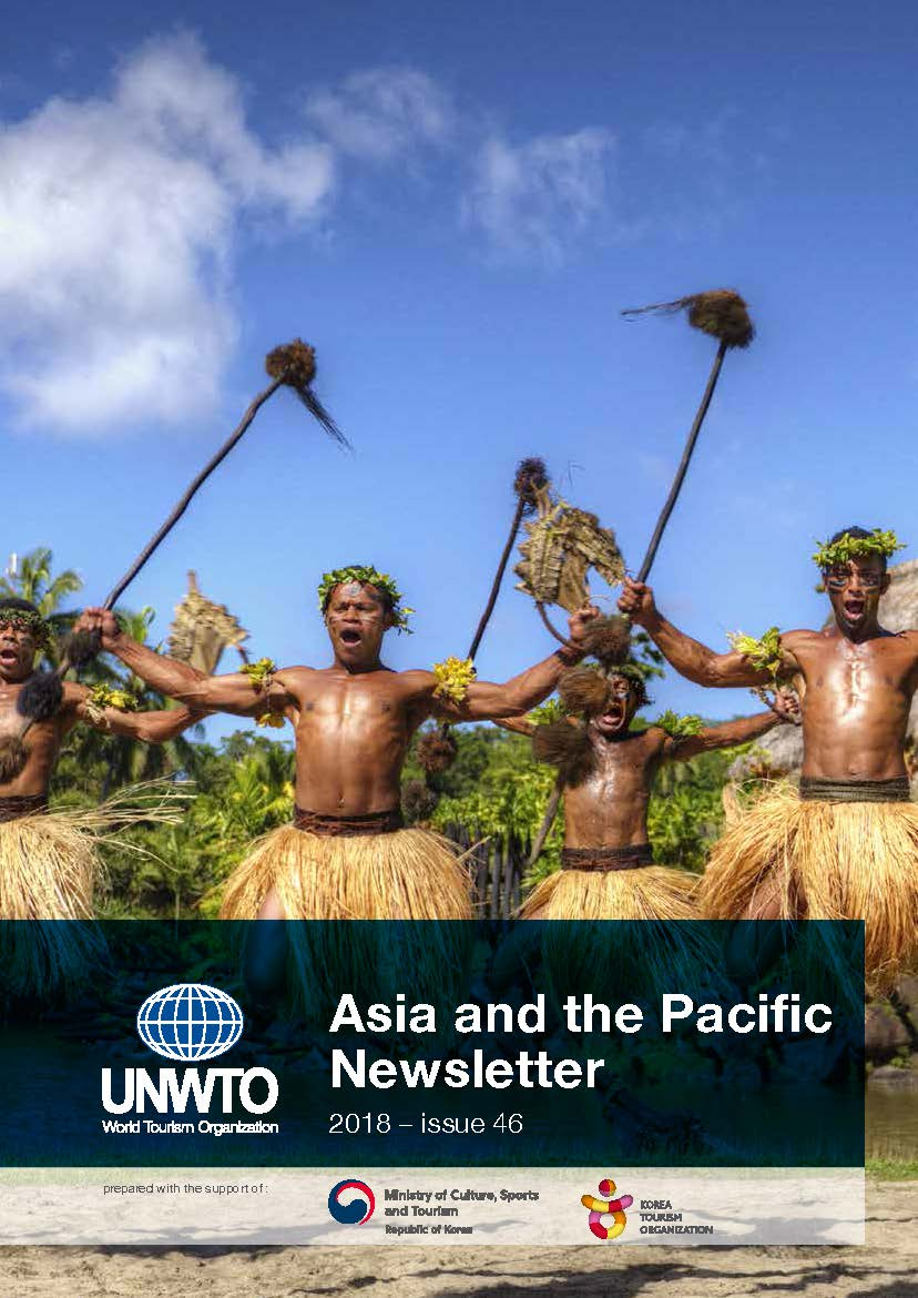 UNWTO Asia Pacific Newsletter 46 Issue