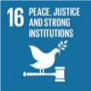 Objectif 16. Justice et paix