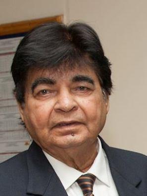 Professor Tej Vir Singh