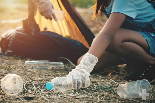 pollution par les plastiques